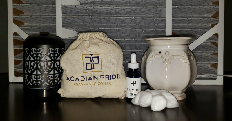 5 Simple and Easy Ways to Use Acadian Pride Fragrance Oils